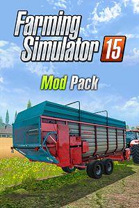 Carátula del juego Mod Pack de Xbox One