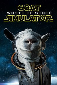 Carátula del juego Goat Simulator: Waste Of Space de Xbox One