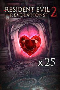 Carátula del juego Raid Mode: Life Crystals X 25