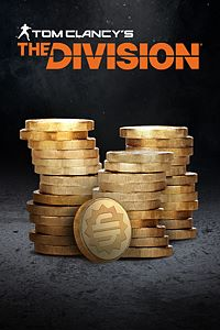 Carátula del juego Tom Clancy's The Division – 4600 Premium Credits Pack para Xbox One