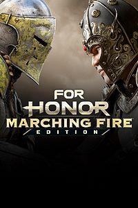 Carátula para el juego FOR HONOR : MARCHING FIRE EDITION de Xbox One