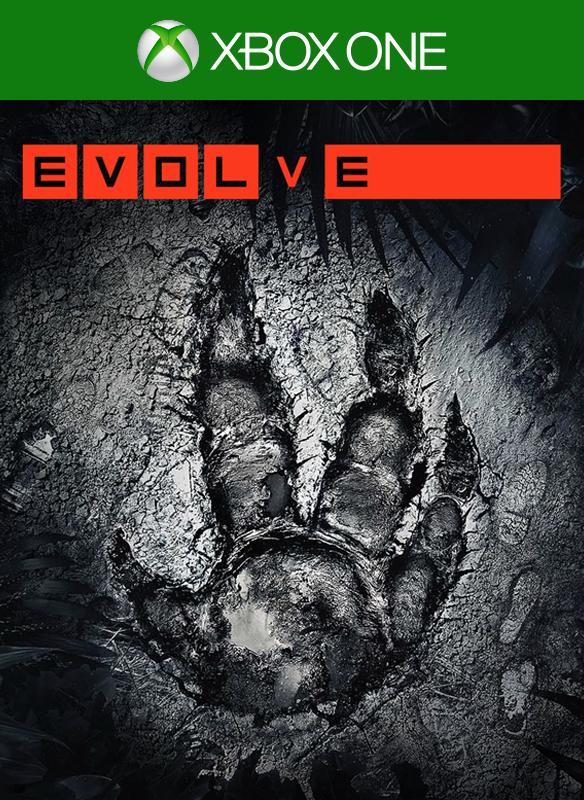Evolve boxshot