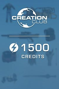 Skyrim Special Edition Creation Club: 1500 créditos