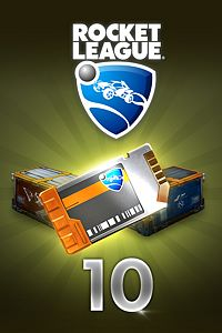 Carátula del juego Rocket League – Crate Unlock Key x10