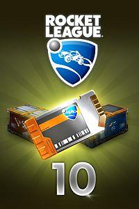 Carátula del juego Rocket League – Crate Unlock Key x10 de Xbox One