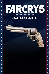 Carátula del juego .44 Magnum Handgun with Unique Skin