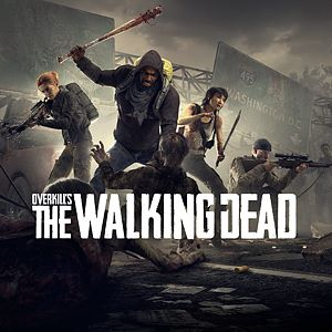 OVERKILL's The Walking Dead - Pre-Order Bundle Xbox One
