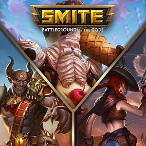 SMITE Starter Skins Bundle Xbox One