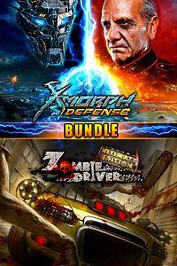 Carátula del juego X-Morph: Defense & Zombie Driver Bundle
