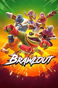 Carátula para el juego Brawlout Standard Edition de Xbox 360