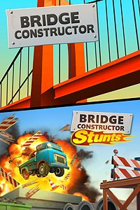 Carátula del juego Bridge Constructor Bundle para Xbox One