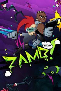 Carátula para el juego ZAMB! Redux de Xbox One