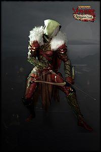 Carátula del juego Warhammer Vermintide - Kerillian 'Tirsyth Garment' Skin