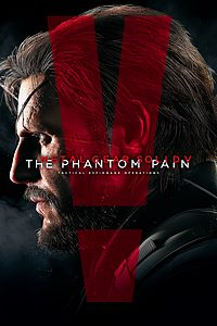 Carátula del juego METAL GEAR SOLID V: THE PHANTOM PAIN de Xbox One