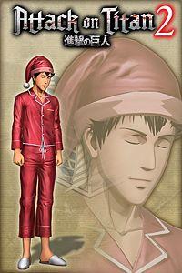 Carátula del juego Additional Bertholdt Costume, Pajama