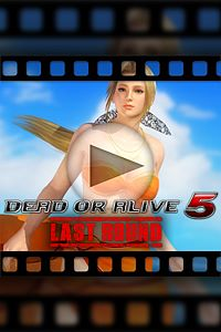 Carátula del juego DEAD OR ALIVE 5 Last Round Helena's Private Paradise