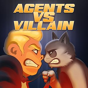 Agents vs Villain Xbox One