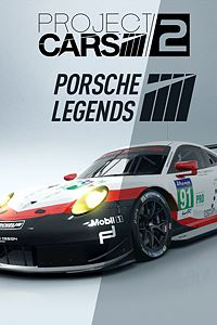 Carátula del juego Project CARS 2 Porsche Legends Pack DLC