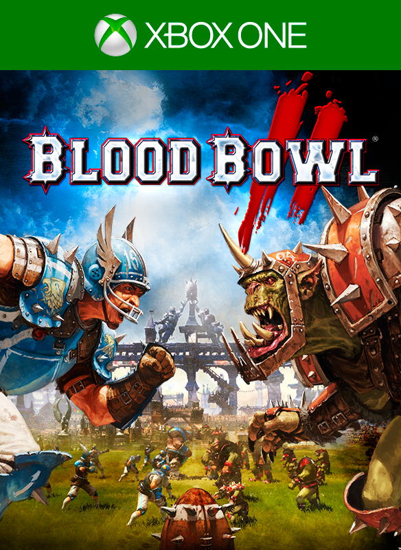 Blood Bowl 2 boxshot