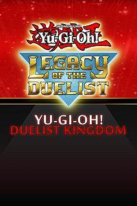 Carátula del juego Yu-Gi-Oh! Duelist Kingdom de Xbox One