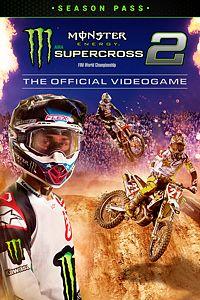 Carátula del juego Monster Energy Supercross 2 - Season Pass