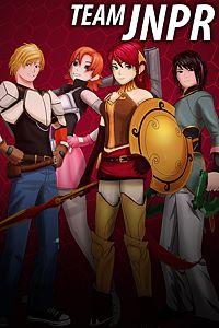 Carátula del juego Team JNPR de Xbox One
