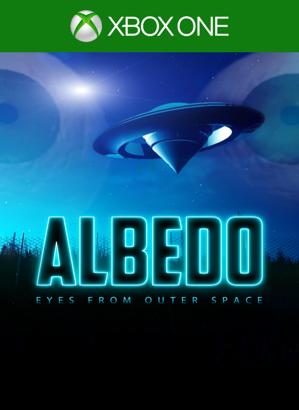 Albedo Eyes from Outer Space boxshot