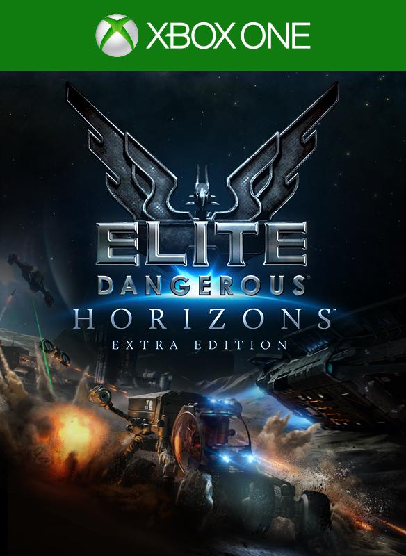 Elite Dangerous Horizons Extra Edition boxshot