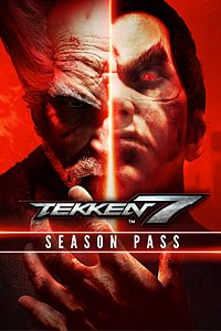 Carátula del juego TEKKEN 7 - Season Pass