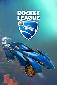 Carátula del juego Rocket League - Triton de Xbox One