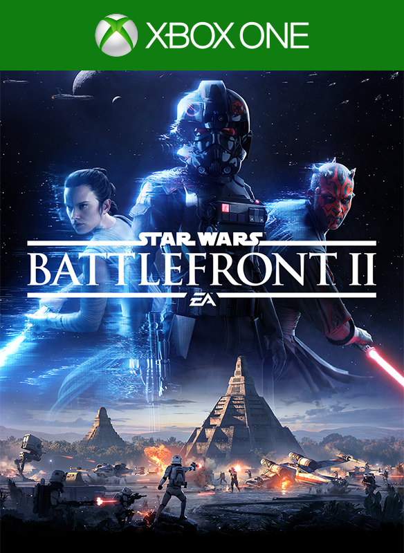 Star Wars Battlefront II boxshot