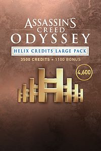 Carátula del juego Assassin's Creed Odyssey - Helix Credits Large Pack
