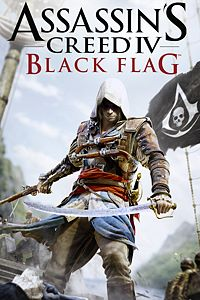 Carátula del juego Assassin's Creed IV Black Flag de Xbox One