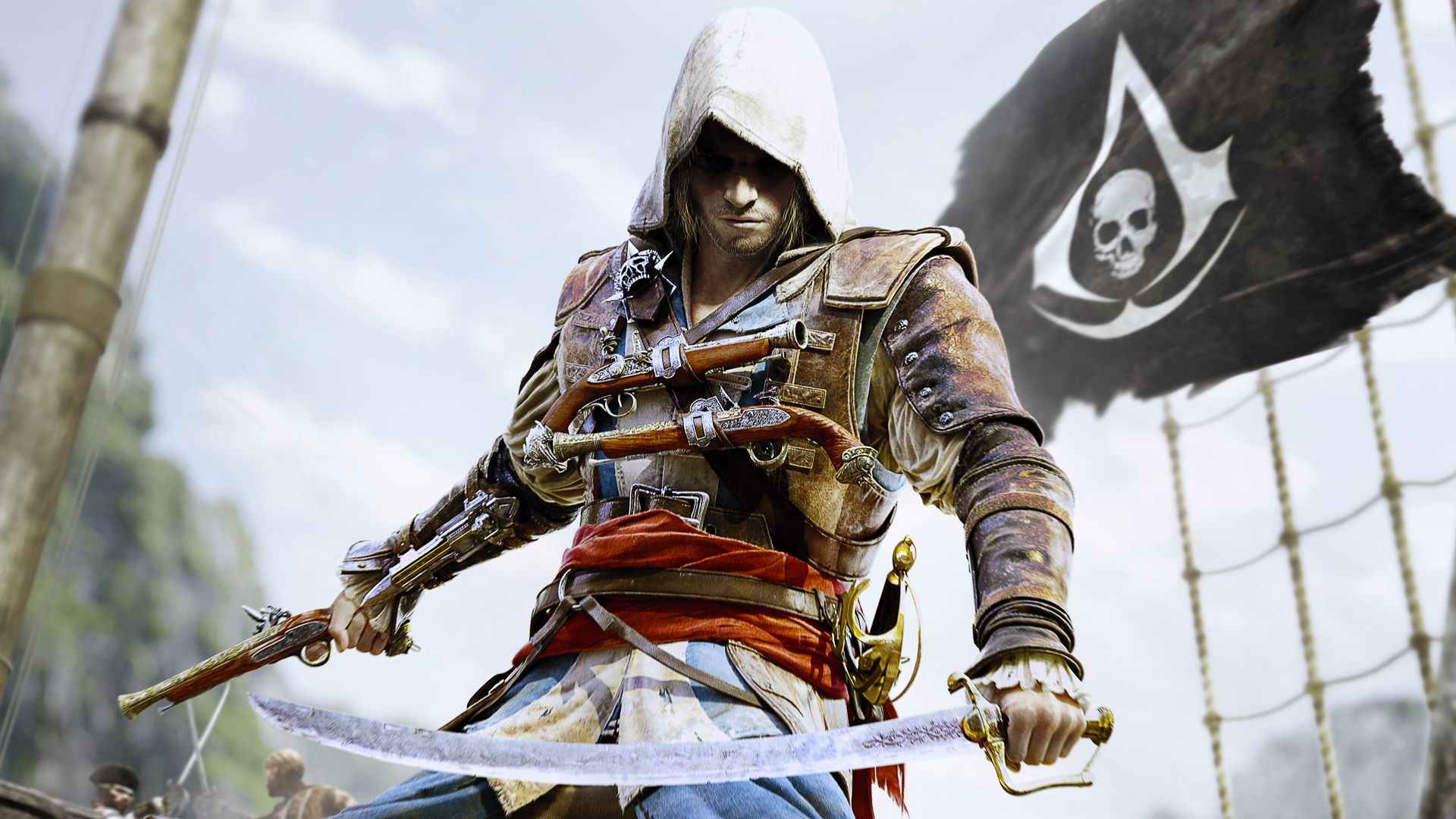 Buy Assassin's Creed IV Black Flag - Microsoft Store en-CA