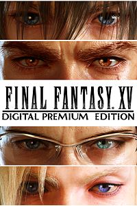 Carátula del juego FINAL FANTASY XV Digital Premium Edition de Xbox One