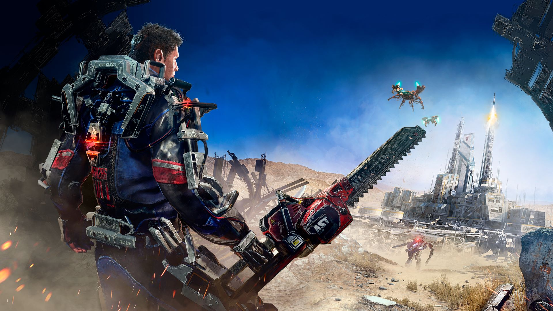 The Surge on PlayStation