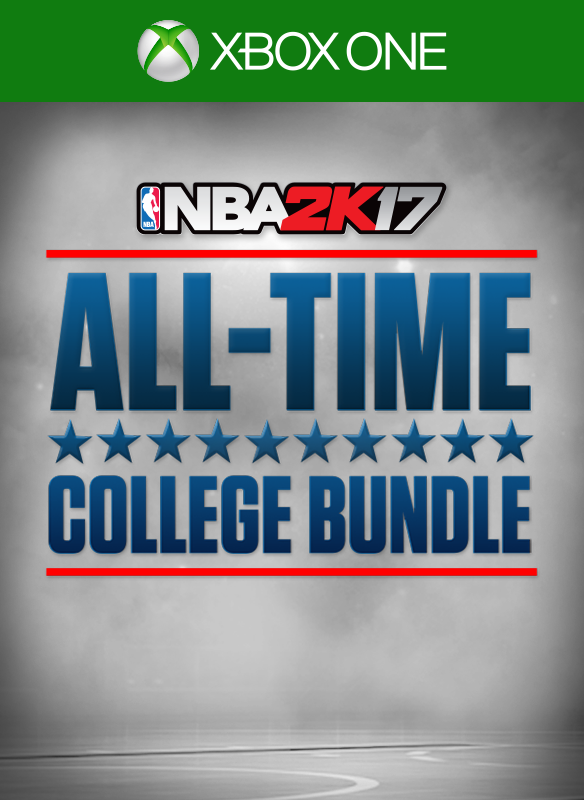NBA All-Time College Bundle boxshot