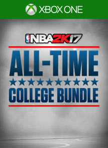 NBA All-Time College Bundle