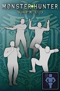 Carátula del juego Additional Gesture Bundle 1
