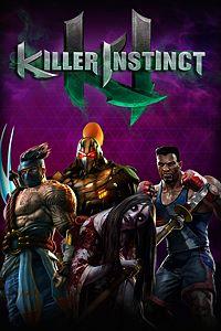 Carátula del juego Killer Instinct: Season 1 & 2 Double Combo