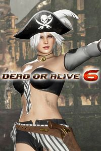 Carátula del juego DOA6 Pirates of the 7 Seas Costumes Vol.1 - Christie