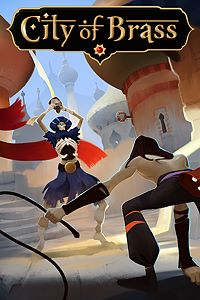 Carátula para el juego City of Brass de Xbox One