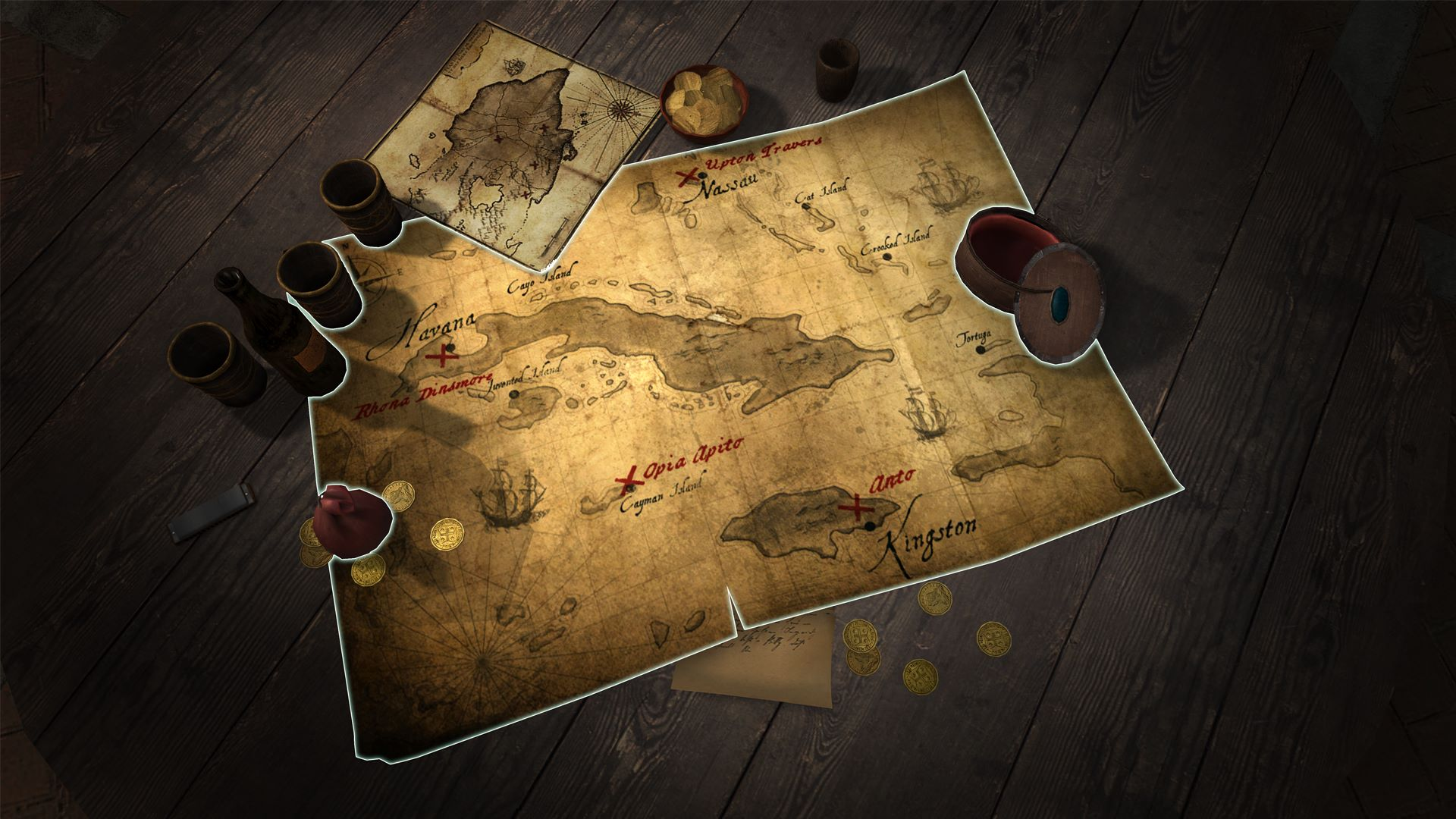 Assassin's Creed®IV Time saver: Activities Pack