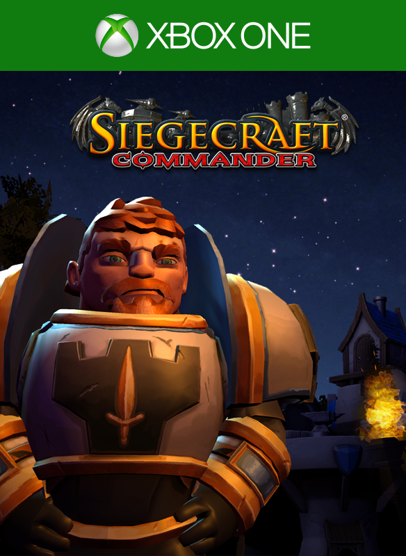 Siegcraft Commander (Launch into promo) boxshot