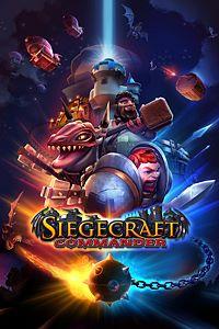 Carátula del juego Siegecraft Commander para Xbox One