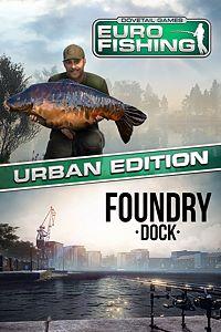 Carátula del juego Euro Fishing: Urban Edition
