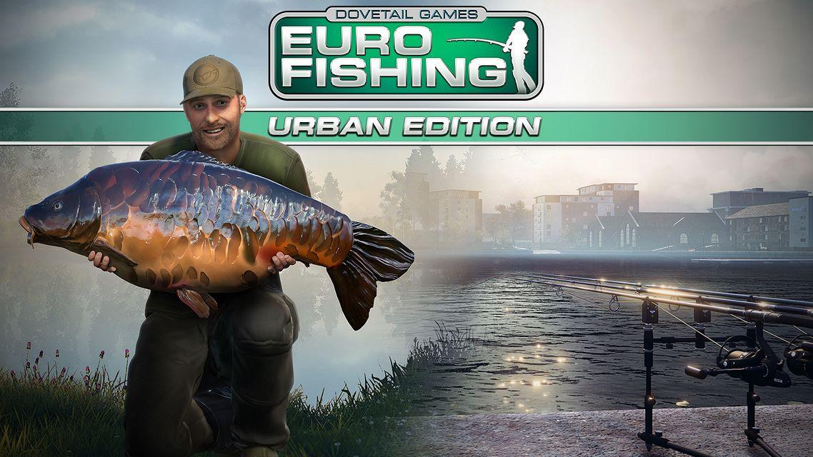 Euro fishing urban edition on xbox one for Euro fishing xbox one