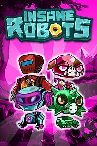 Carátula del juego Insane Robots - Robot Pack 1