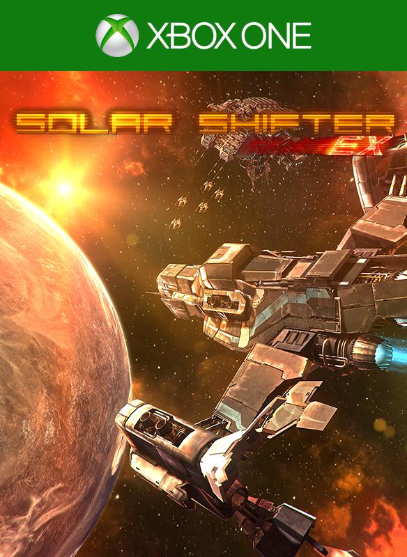 Solar Shifter EX boxshot