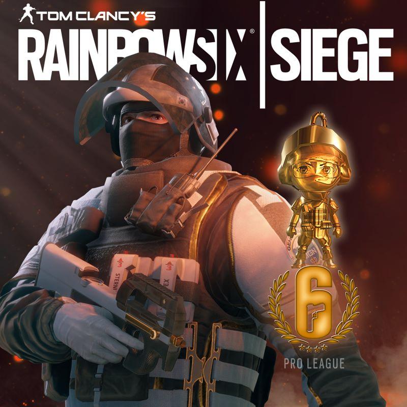 Tom Clancy's Rainbow Six Siege : Pro League Doc Set